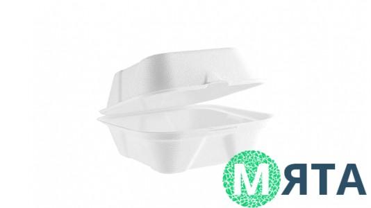 Эко Коробка-бокс для бентоторта 15 см