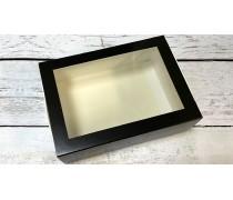 Коробка 11,5х15,5х5 см, черная