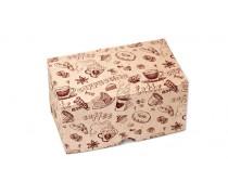 Коробка 15х9х8 см, Кофе