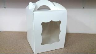 Коробка 17х17х21
