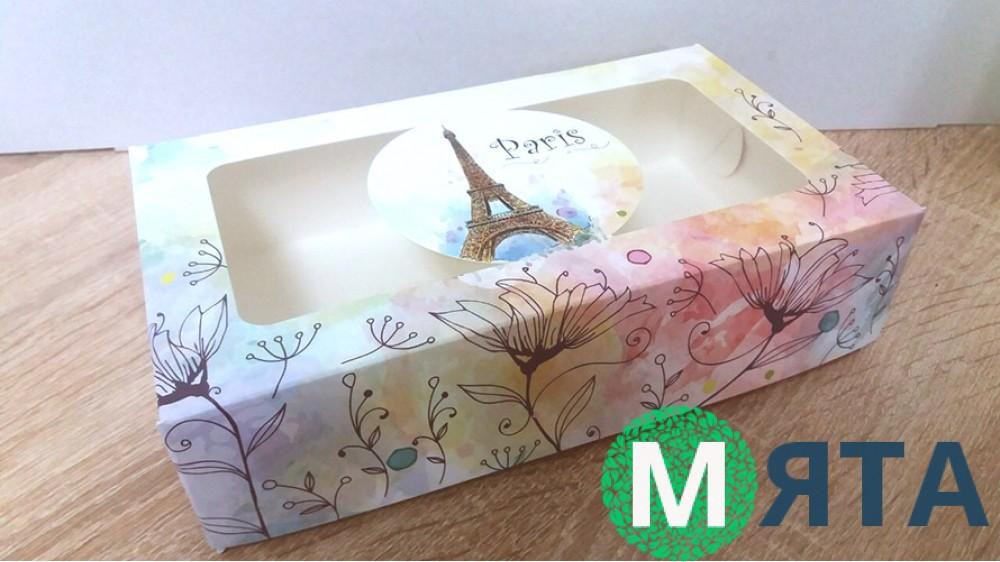 Коробка 20х11х5 см, Paris