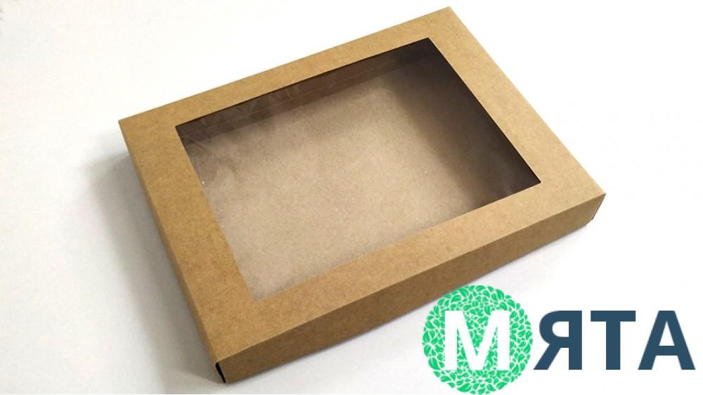 Коробка 24х32х4 см