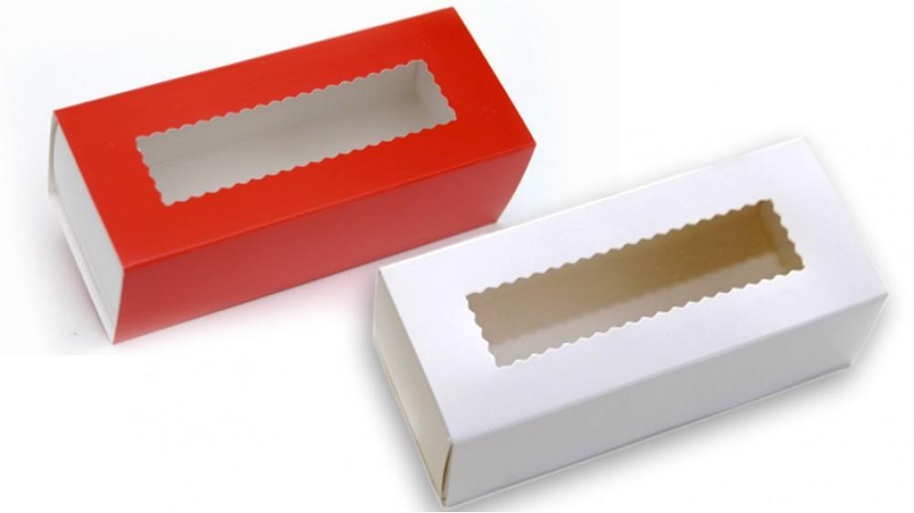 Коробка для макаронс, печенья