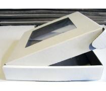 Коробка для пряников с пленочкой, 15 см