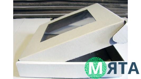Коробка для пряников, 15х15х2,6 см