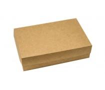 Коробка для эклеров Крафт