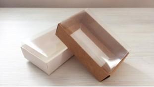 Коробка для конфет 9,5х6х3 см