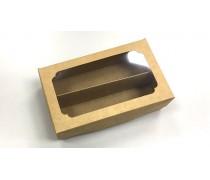 Коробка для макаронсов, Крафт