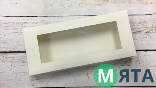 Коробка для пряников 12х28 см