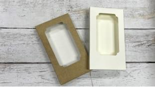 Коробка для шоколадки, 18х10х1,8 см