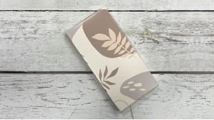 Коробка для шоколадки, Листики