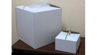 Коробки для тортов. Размеры в ассортименте