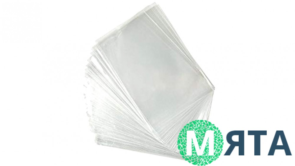Пакет для пряника обычный, 15х20 см
