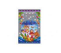 Пакеты Новогодние №13, 25х40 см