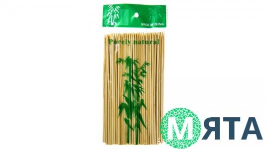 Бамбуковые шпажки, 100 шт