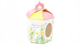 Пасхальная коробка, Цветы