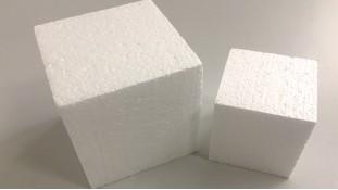 Пенопластовые кубики