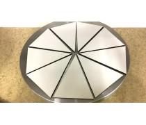 Подставка под пирожное Треугольник, двп