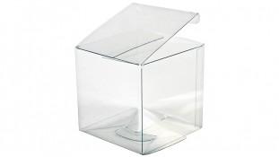 Прозрачная коробка Куб