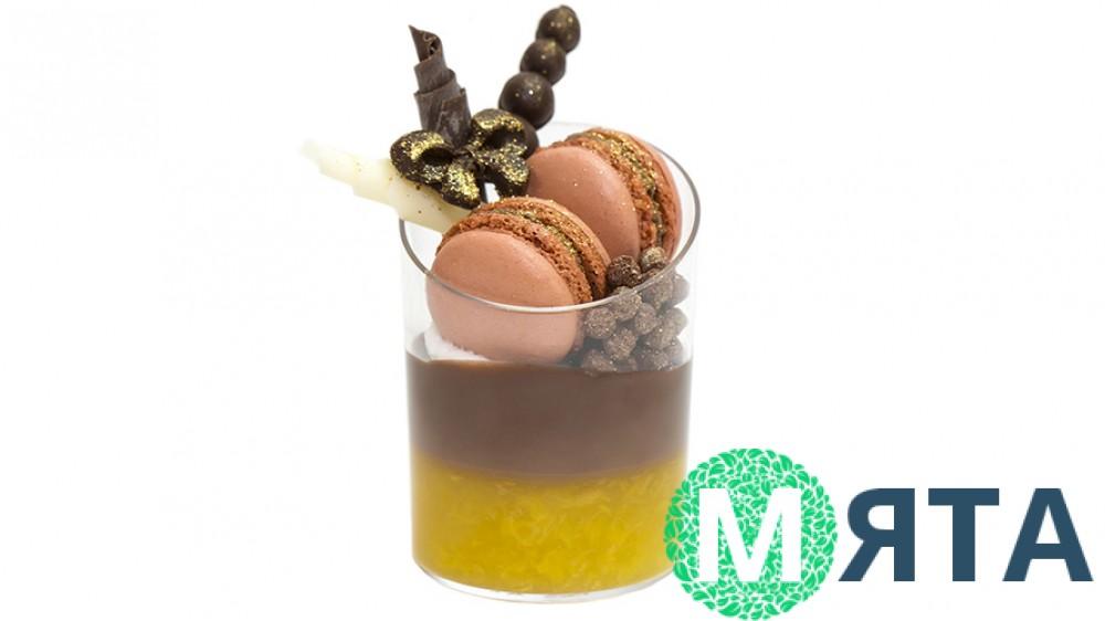Стаканчики для десертов Цилиндр, 50 мл