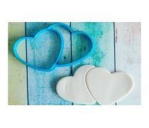 Вырубка Двойное Сердце
