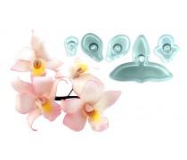 Вырубка кондитерская для Орхидеи. 5 элементов