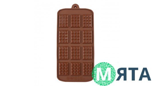 Силиконовая форма Шоколадки