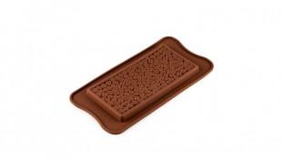 Силиконовая форма Плитка Шоколада Кофейные Зерна