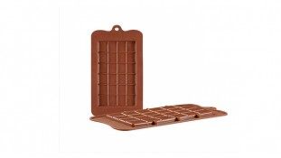 Силиконовая форма Плитка Шоколада №2