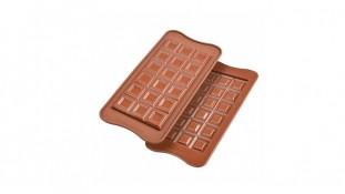 Силиконовая форма Плитка Шоколада №1
