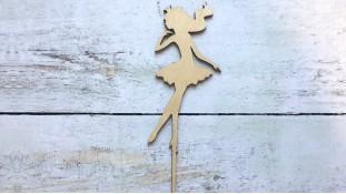 Топпер Принцесса №1, дерево