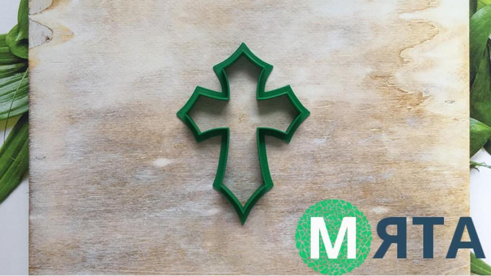 Вырубка Крест №1