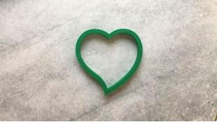 Вырубка Сердце 1