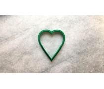 Вырубка Сердце 4