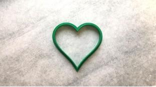 Вырубка Сердце 5